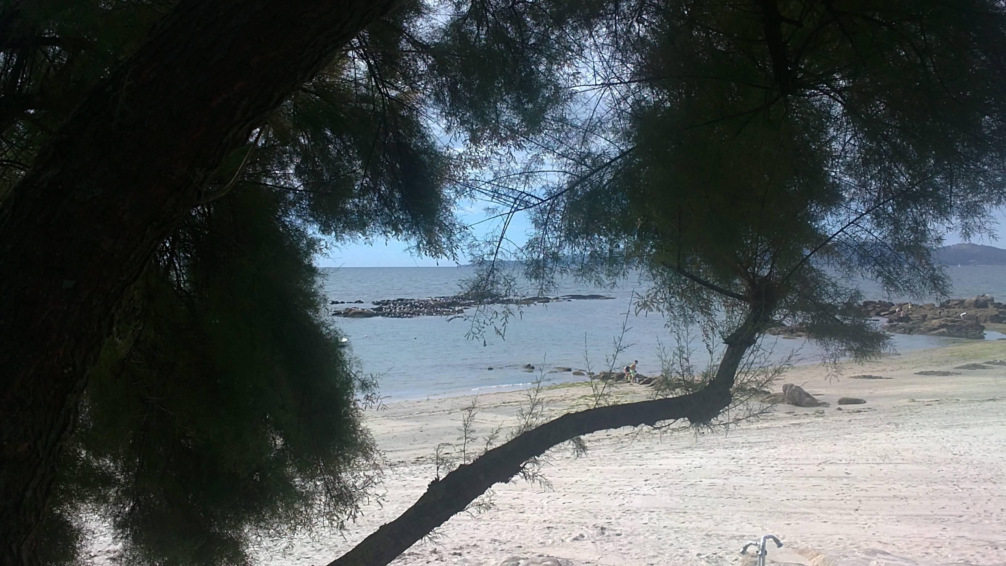 Playa de A Calzoa – Coruxo