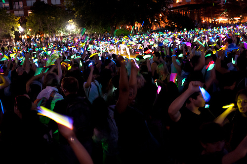 Este fue el último flashmob en la Zona del Calvario