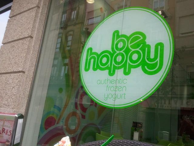 Be Happy : Heladería & Yogurtería