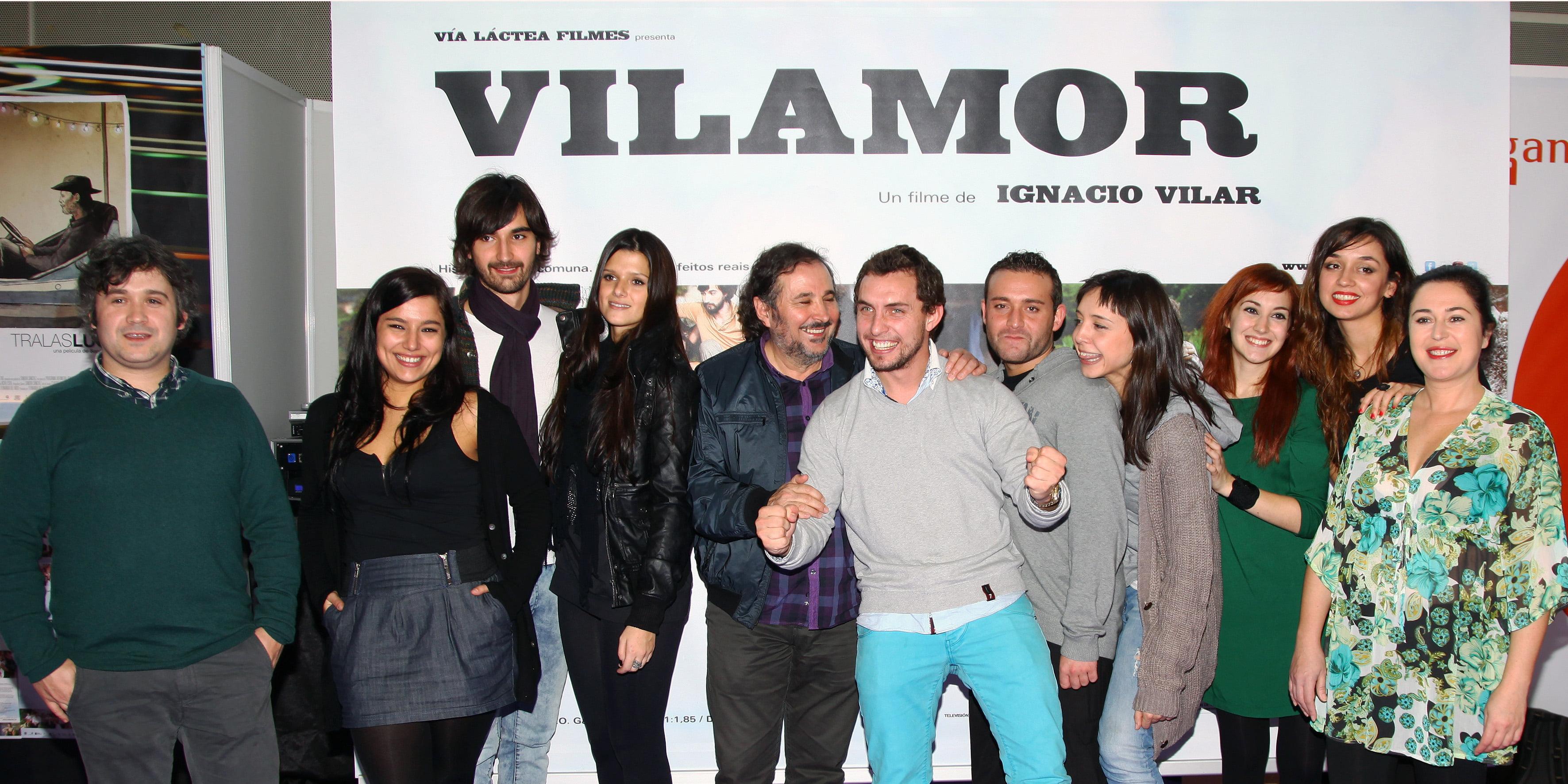 Vilamor: Unha película en Galego