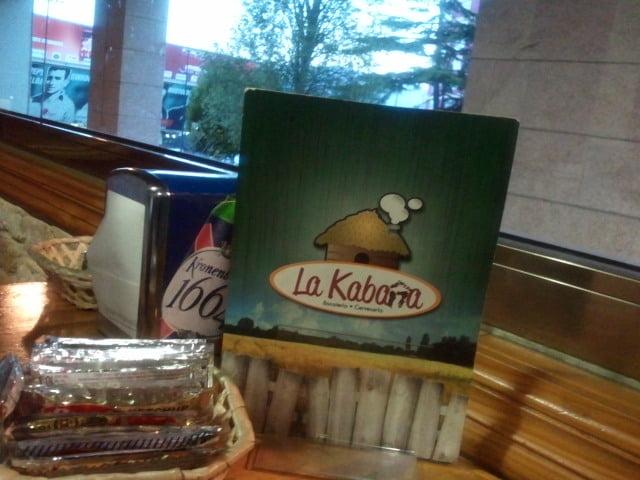 La Kabaña, para tomar una hamburguesa