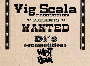 WANTED DJ @SALA PLAYMOBIL