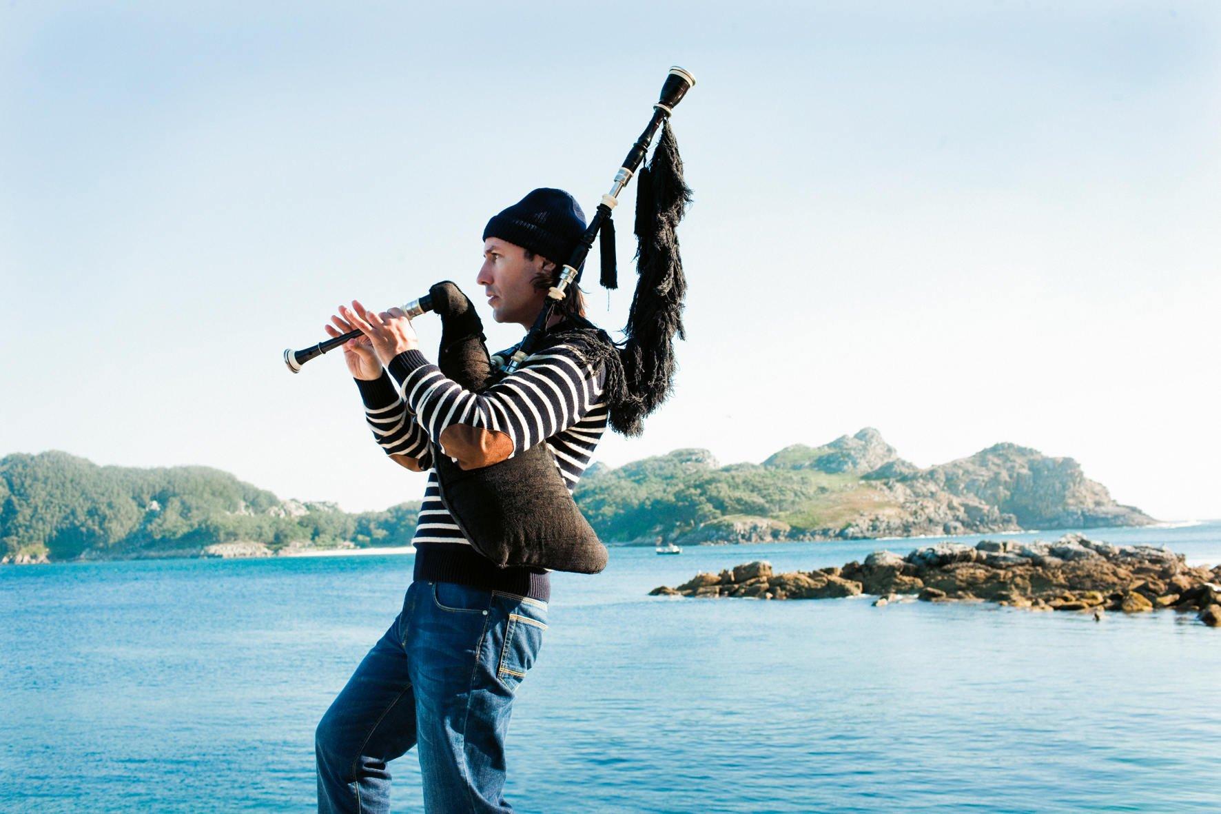 Carlos Nuñez, concierto en Vigo | Afundación