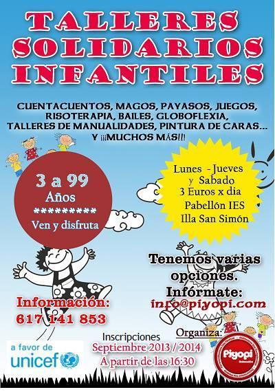 Talleres Solidarios Infantiles