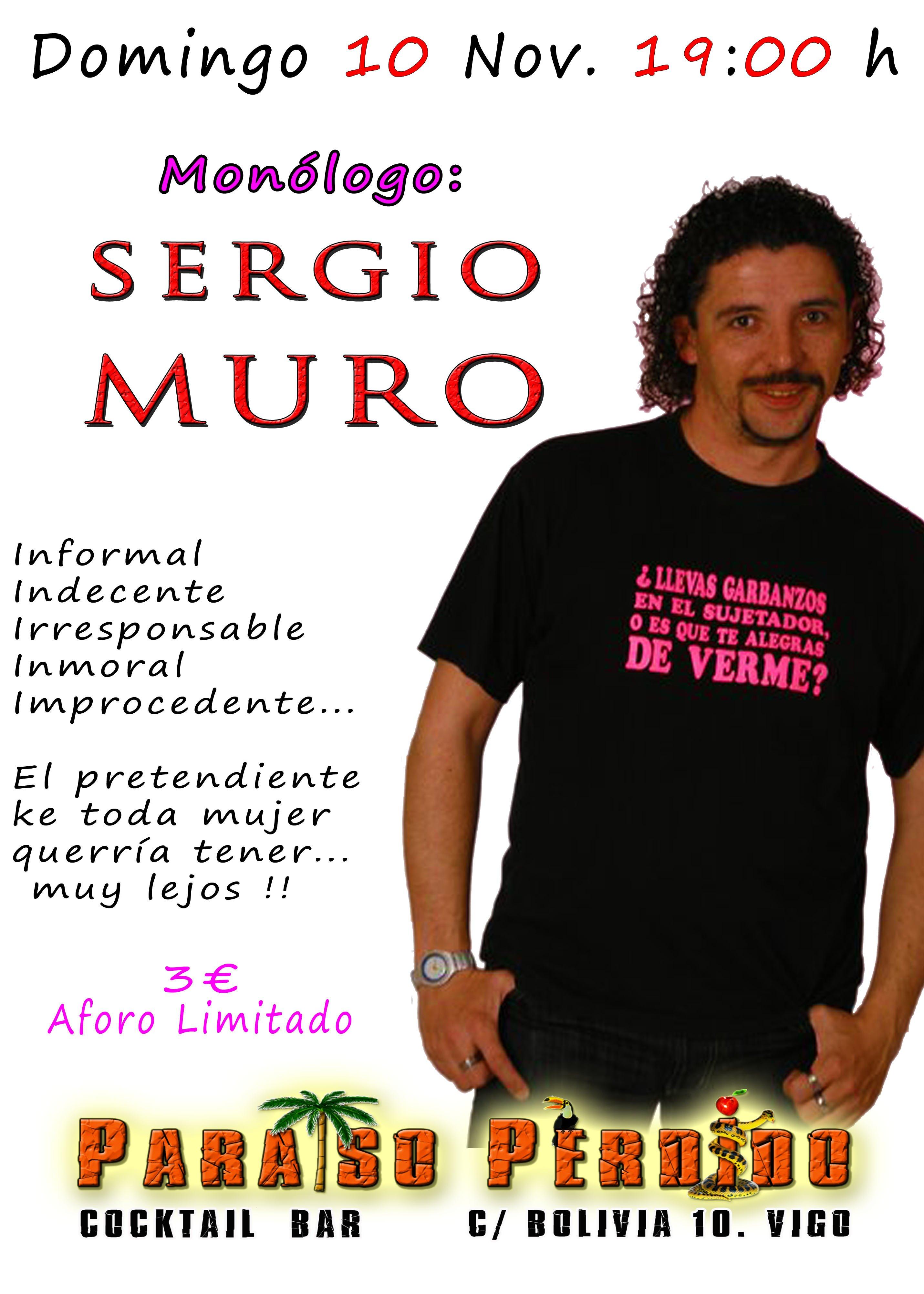 Sergio Muro 3