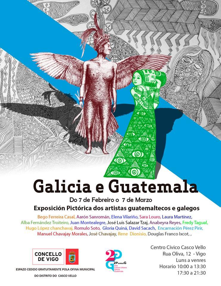 Galicia e guatemala