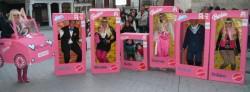 barbie caja disfraz