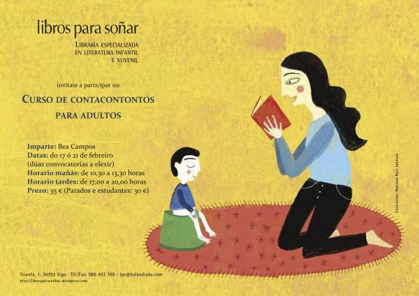 Curso BeaCampos contacontos_feb14