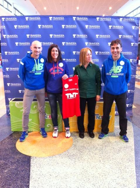 Maratón solidario en CC TRAVESIA