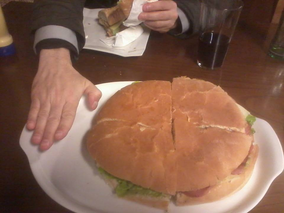 burger hamburguesas bocadillo comida gigante
