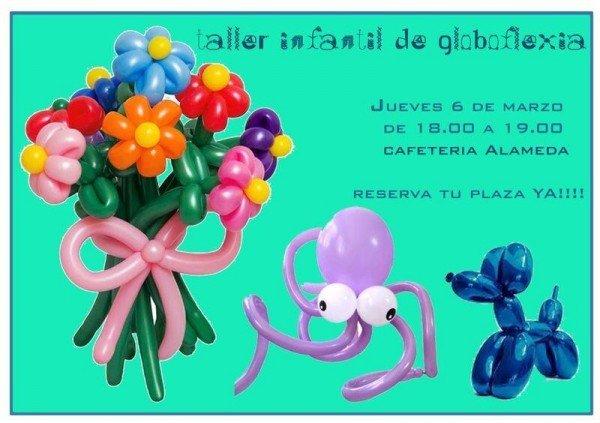 cartel globos