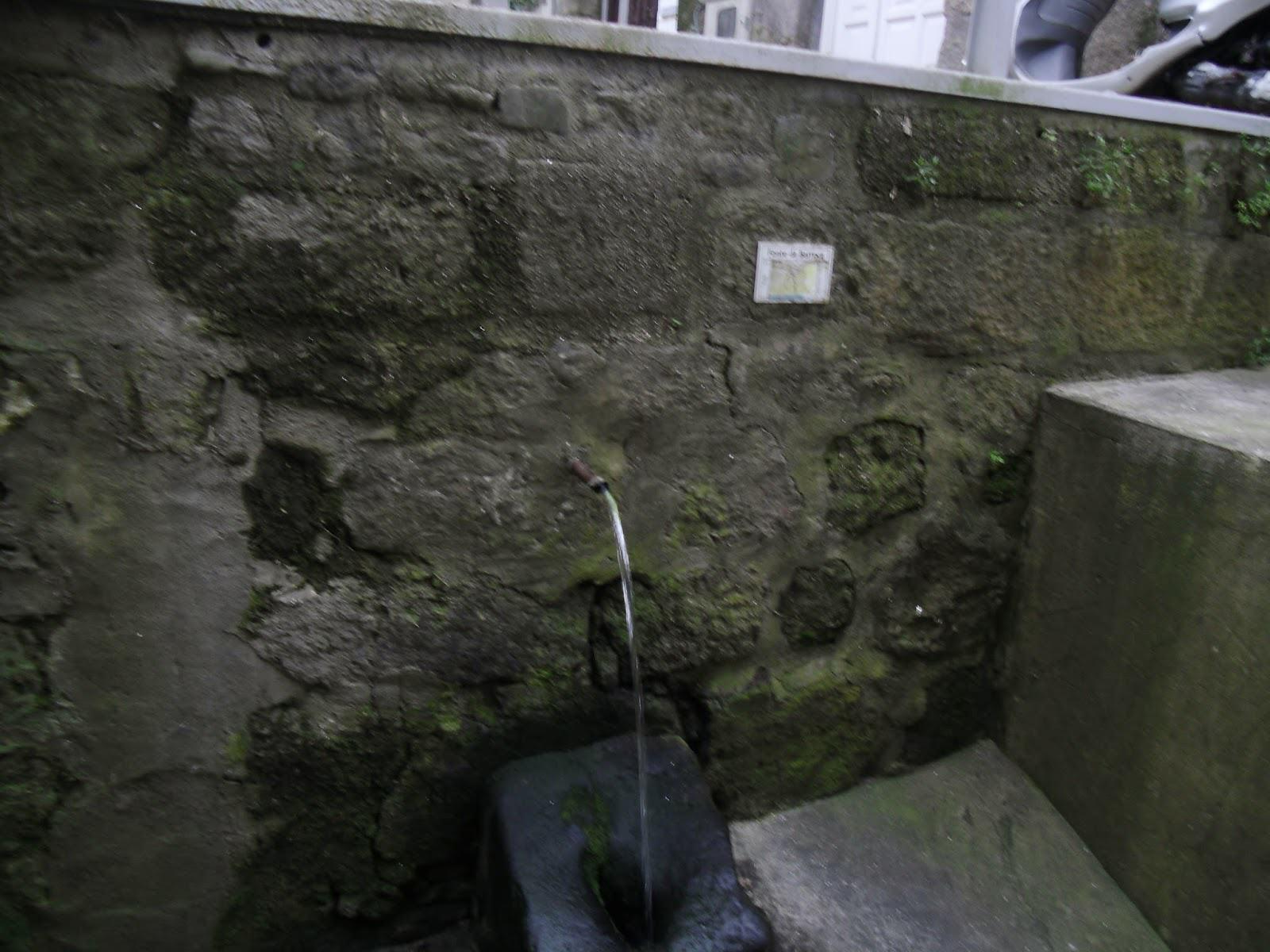 fuente más antigua de vigo