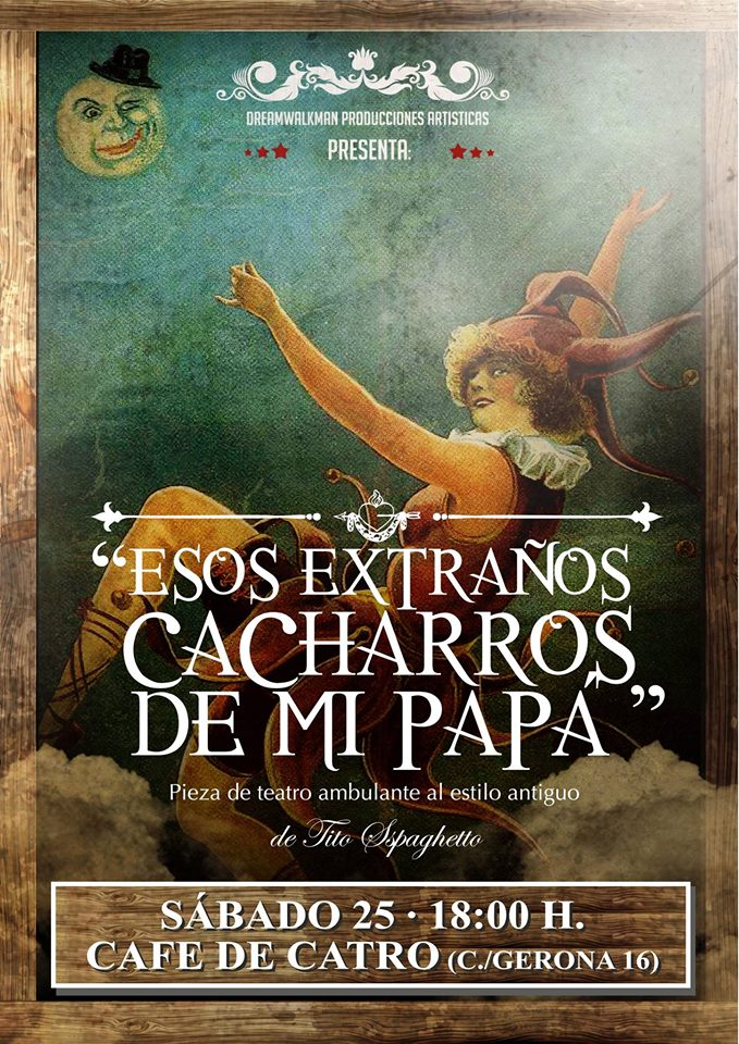 Tito Spaghetto, teatro para niños