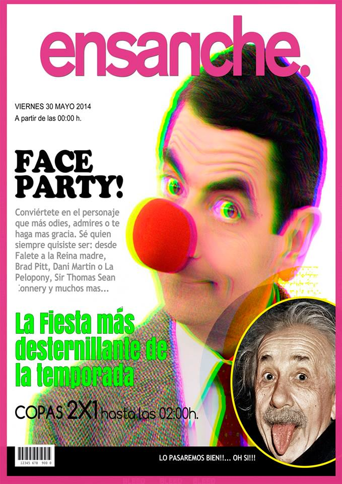 Face Party