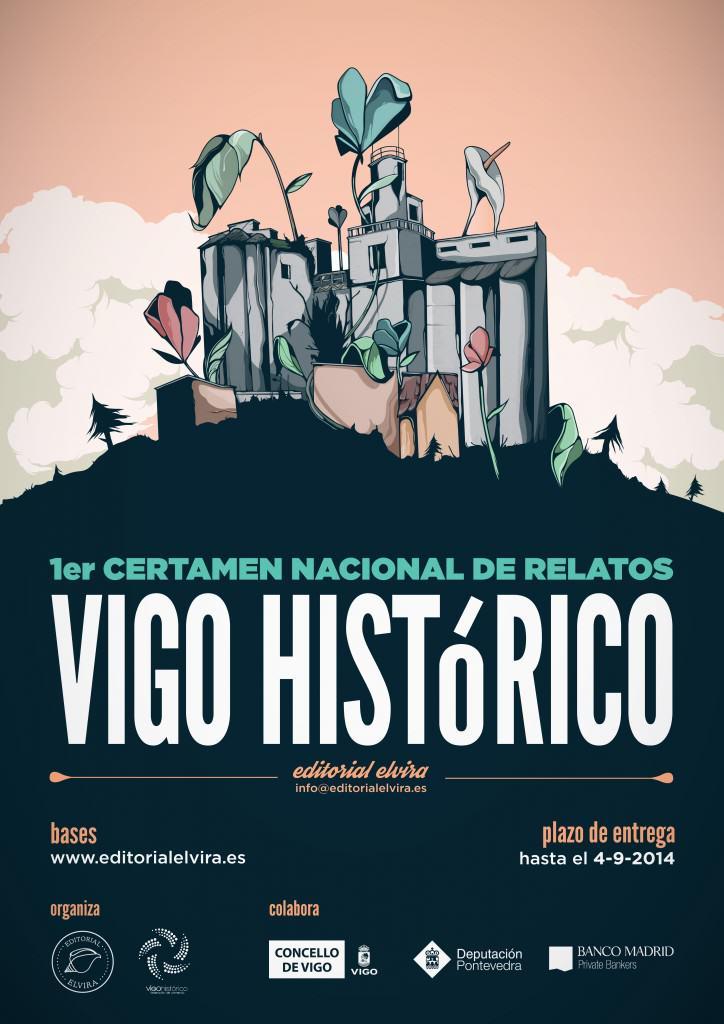 Certamen Nacional de Relato Vigo Histórico