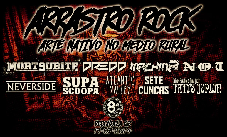Arrastro Rock Festival