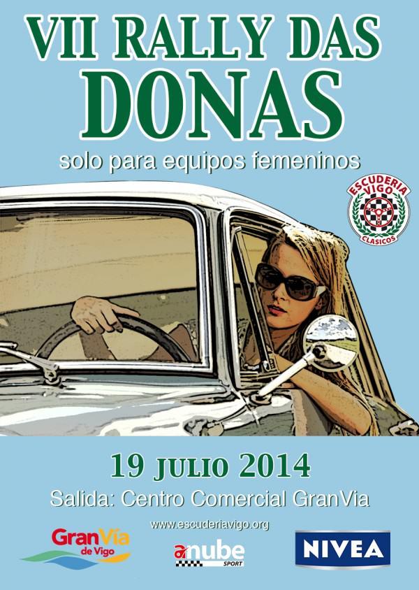 Cartel Donas 2014 Final