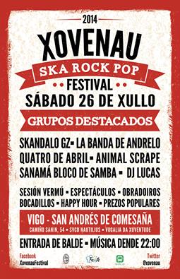 Festival Xovenau 2014