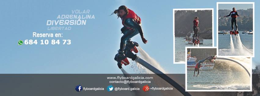 Flyboard Galicia