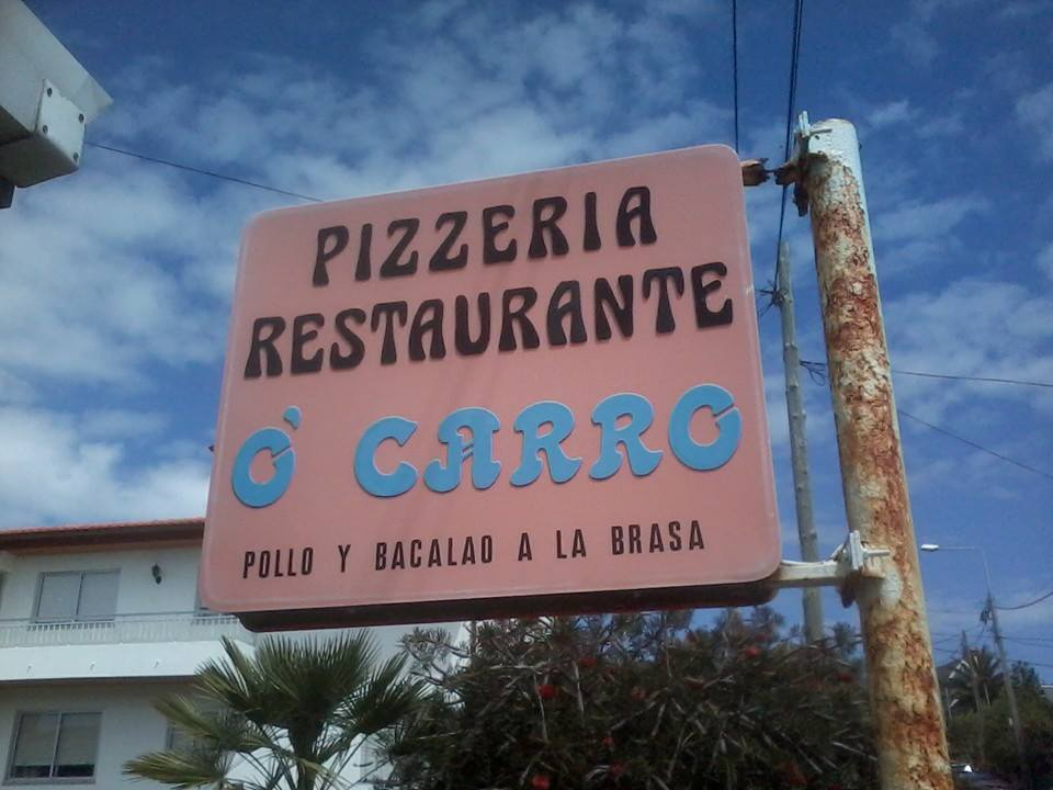 Pizzeria Restaurante O´Carro