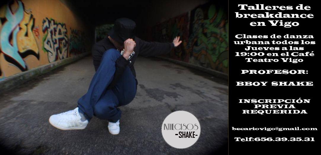 Breakdance en Vigo