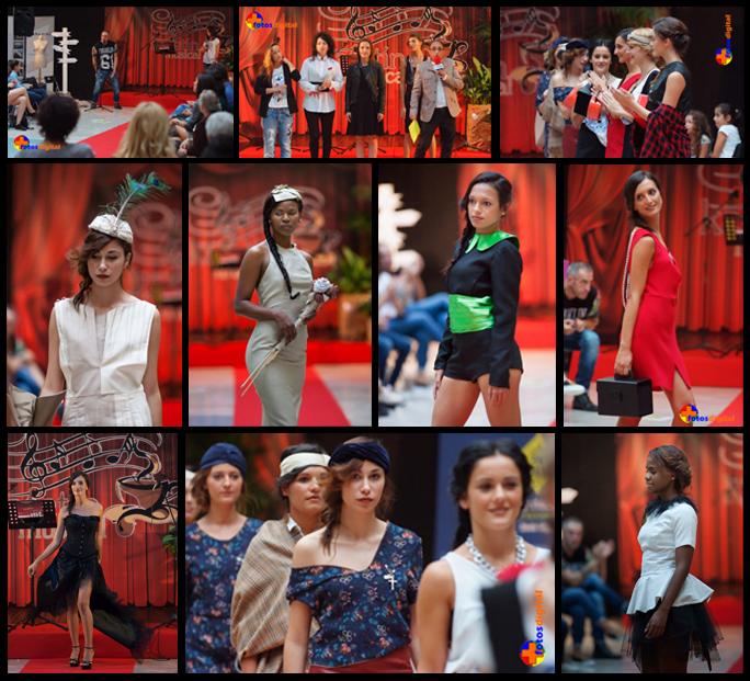 Desfile de moda Kafetin Musical