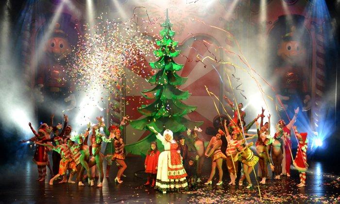 Circo de Nadal en Vigo 2014