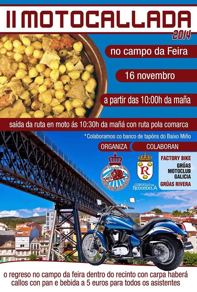 Fiesta de la Motocallada 2014