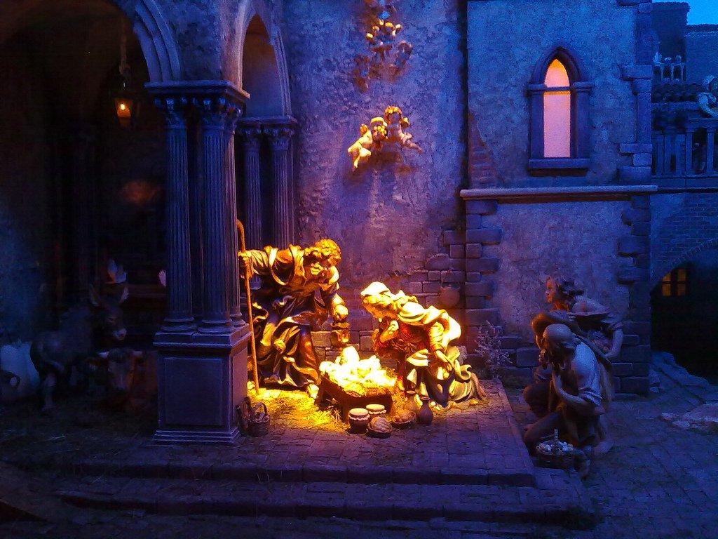 Exposición de Belenes de Navidad