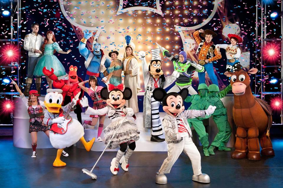 Disney Live Mickey