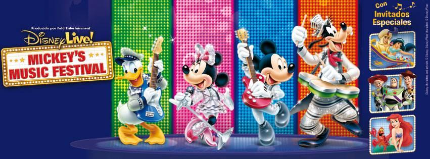 Disney Live Mickey's Music Festival