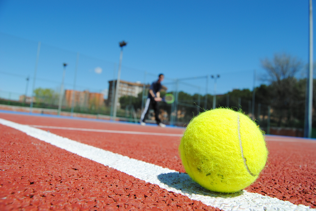 Torneo Solidario de Tenis