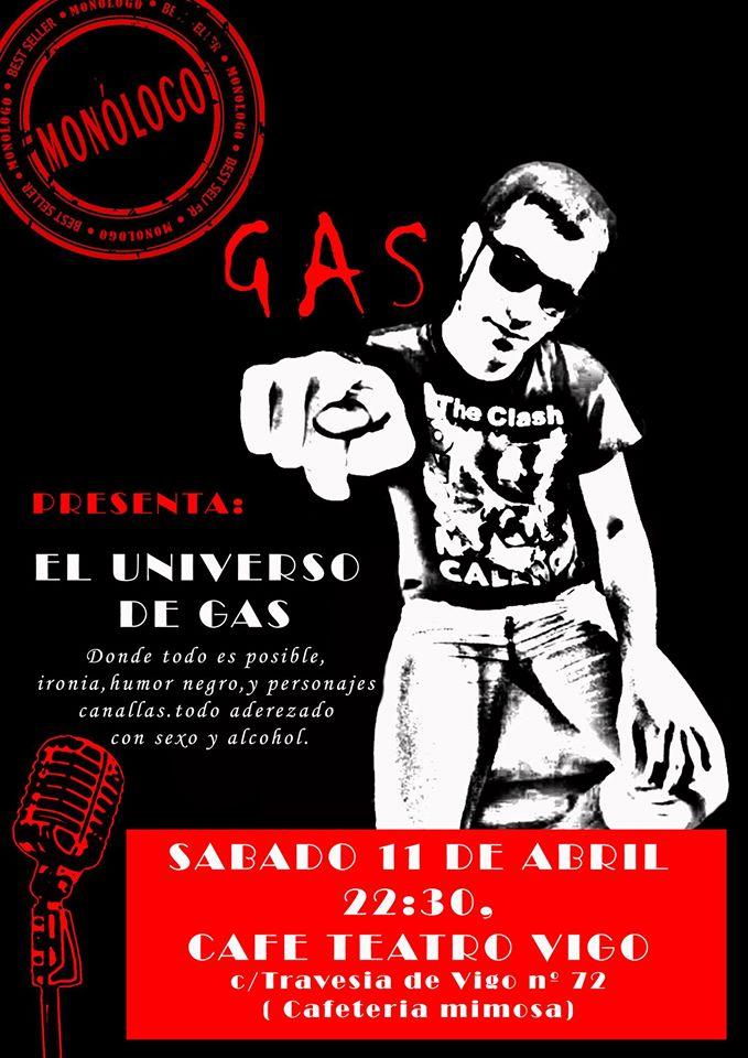 Monólogo del Universo Gas