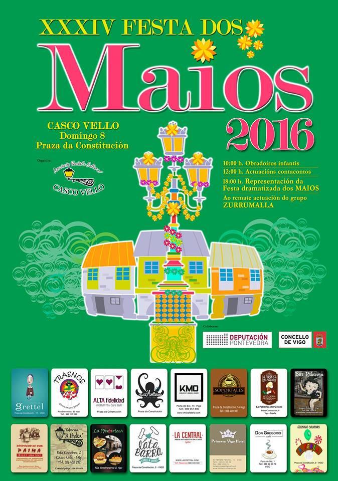 Festa dos Maios 2016