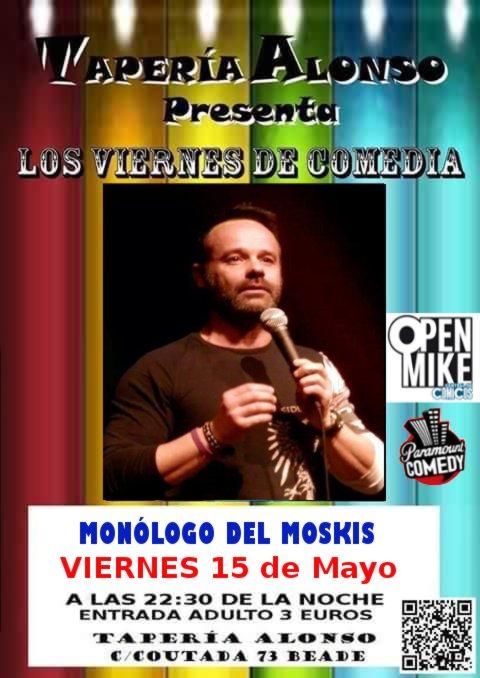 Monólogo de Moskis