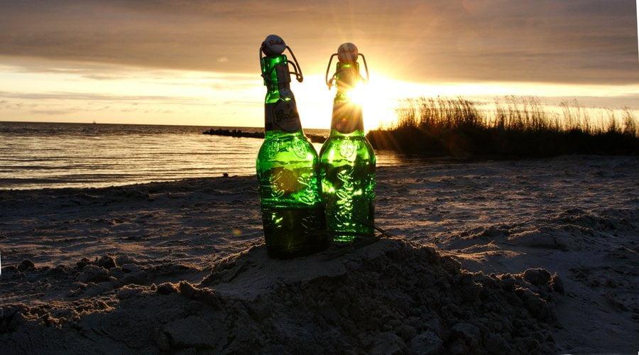 Cerveza de importación a1 Euro