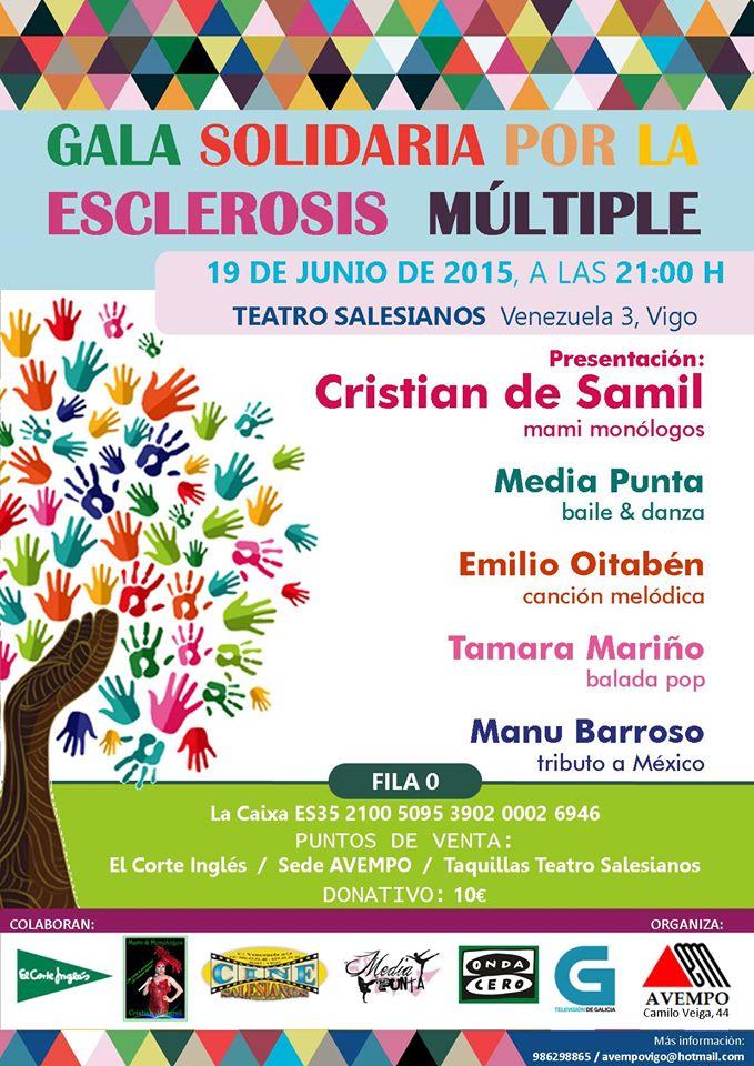 cartel-gala-benéfica-esclerosis-múltiple