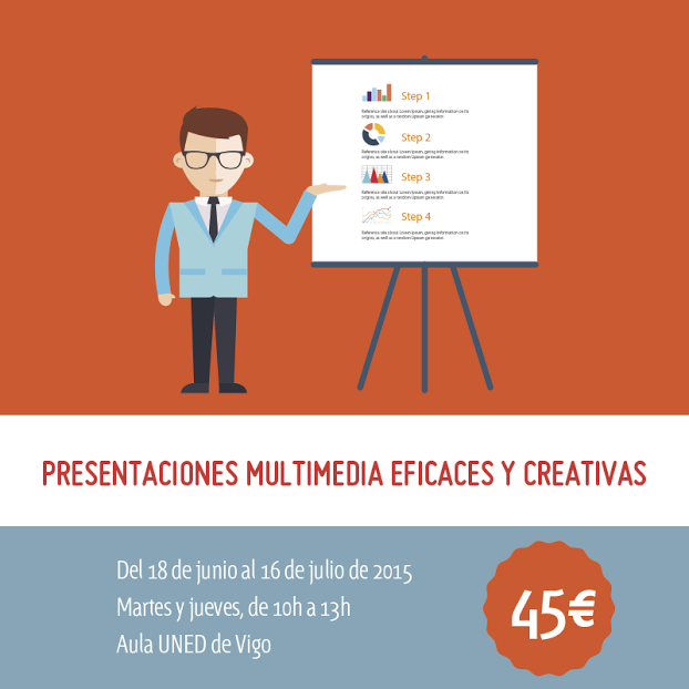 Curso: Presentaciones multimedia efectivas y creativas