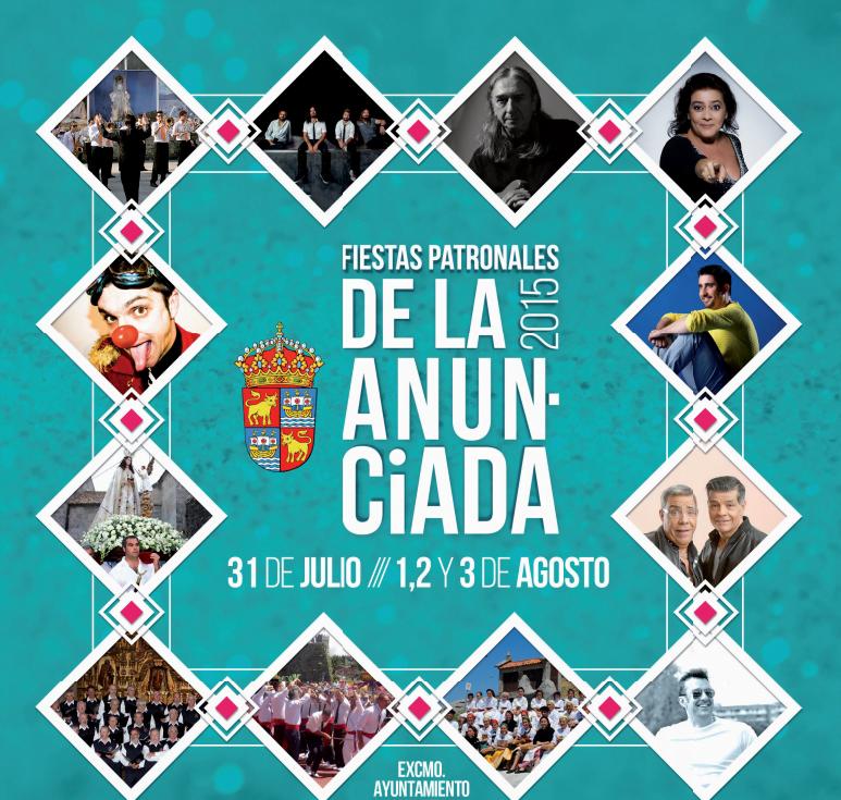 Fiestas de la Anunciada en Baiona 2015