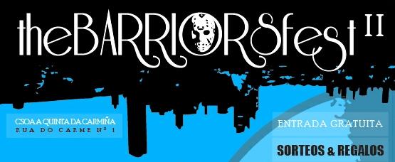 The Barriors Fest 2015