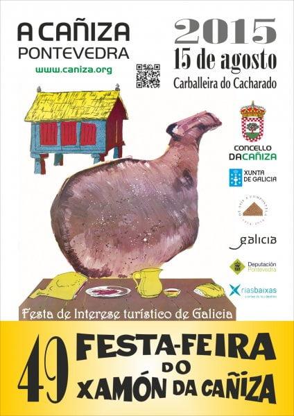 Feria del Jamón de A Cañiza