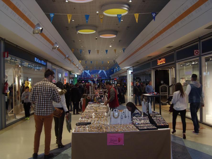 Feria Market en CC Travesía de Vigo
