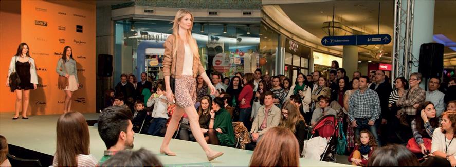 Shopping Night, pasarela y bloggers de moda dan la bienvenida al Otoño en CC Gran Vía
