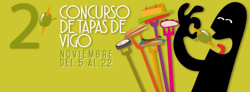 Petisquiño Vigo 2015 – Segundo concurso de tapas.