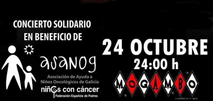 Concierto Solidario Asanog