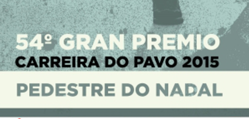 Carreira do Pavo 2015