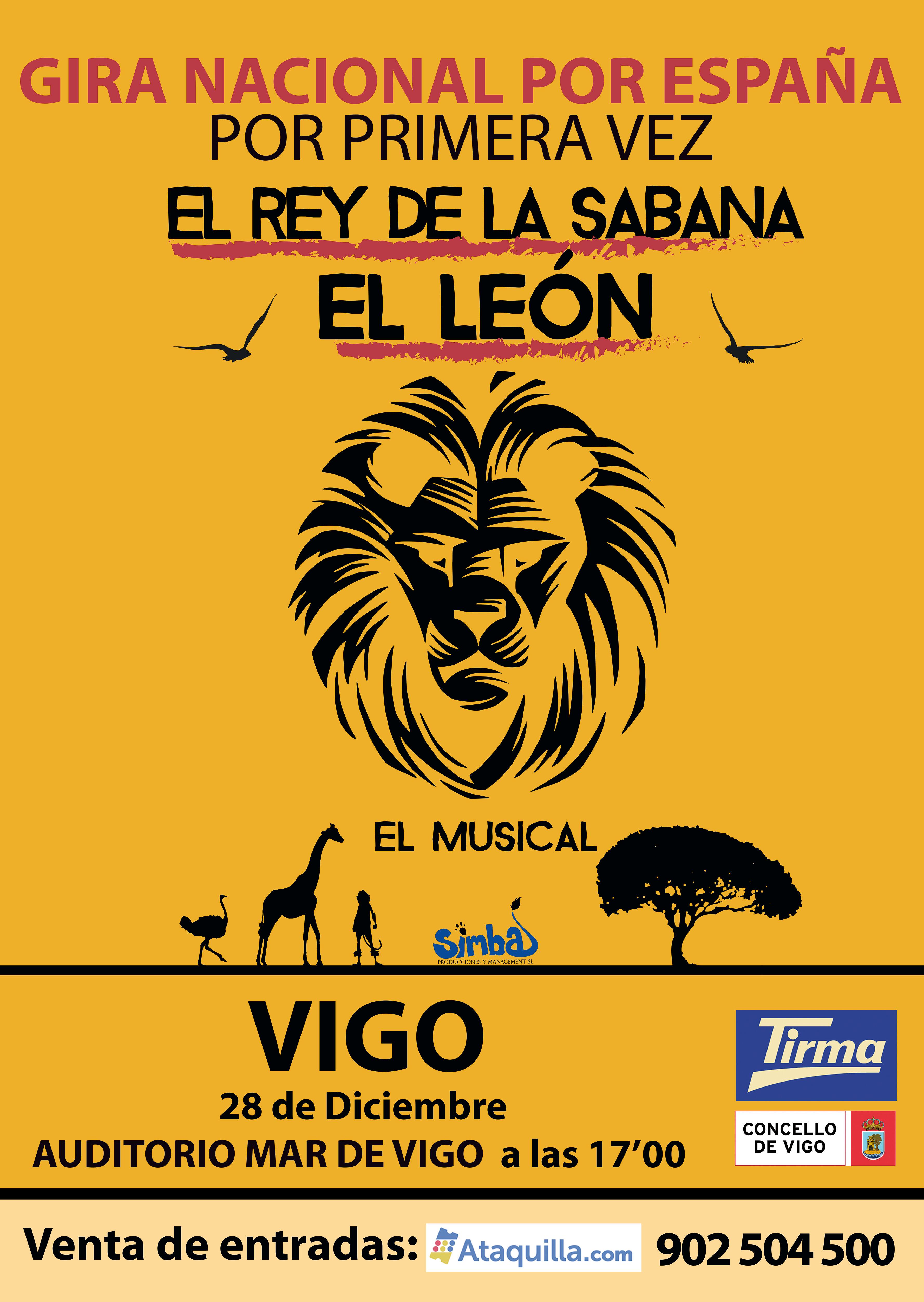 El Rey de la Sabana, El León