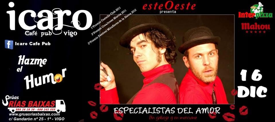 especialistas del amor