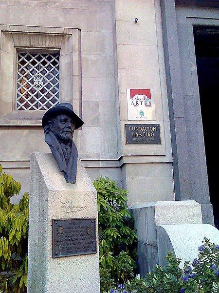 Monumento a Laxeiro