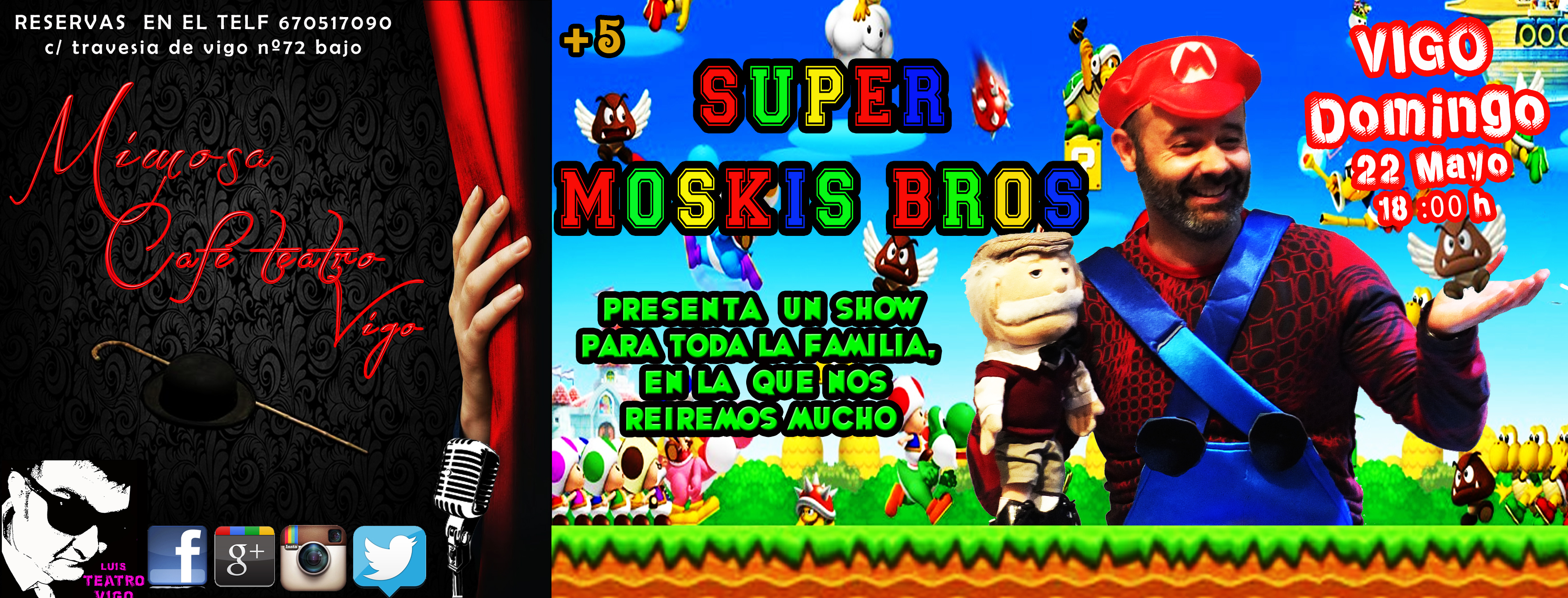 super moskis bros